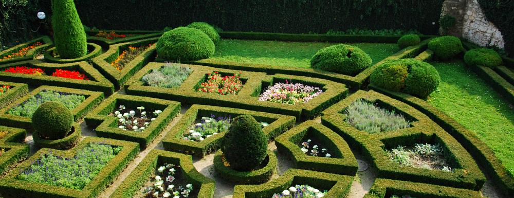 Ogród - Pieskowa Skała
